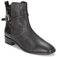 Zapatos Mujer Botas de caña baja Bertie PELLI Negro