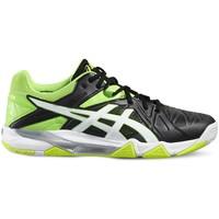 Zapatos Hombre Zapatillas bajas Asics Gelsensei 6 Blanco, Negros, Verde claro