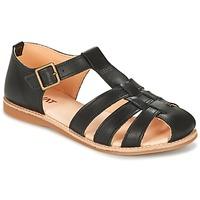 Zapatos Mujer Sandalias Kavat LOTTA Negro