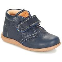 Zapatos Niños Botas de caña baja Kavat HAMMAR Azul