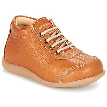 Zapatos Niños Botas de caña baja Kavat ALMUNGE Marrón