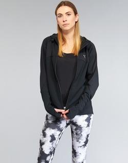 textil Mujer sudaderas Puma TRANSITION JKT Negro
