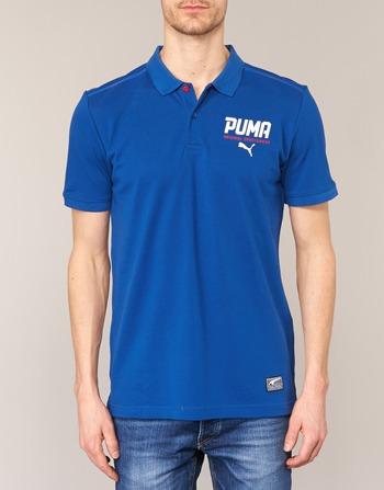 Puma STYLE TEC POLO Azul