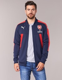 textil Hombre sudaderas Puma AFC STADIUM JACKET Marino