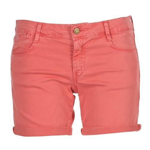 textil Mujer Shorts / Bermudas Le Temps des Cerises JANKA Coral