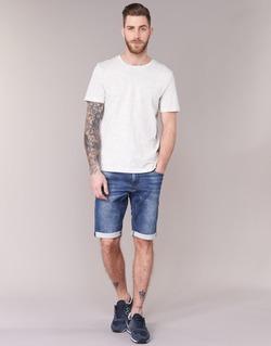 textil Hombre Shorts / Bermudas Le Temps des Cerises JOGG SHORT Azul / Medium