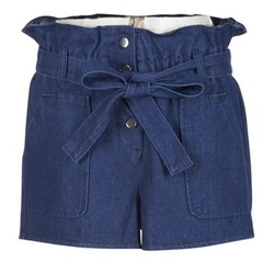 textil Mujer Shorts / Bermudas Molly Bracken PORLA Azul / Medium