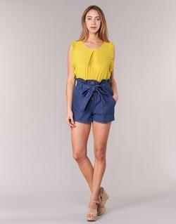 textil Mujer Shorts / Bermudas Molly Bracken PORLA Azul
