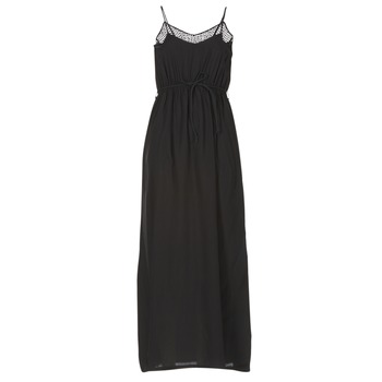 textil Mujer vestidos largos Molly Bracken TEDER Negro