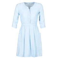 textil Mujer vestidos cortos Molly Bracken BLECH Azul