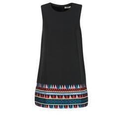 textil Mujer vestidos cortos Molly Bracken MESPT Negro