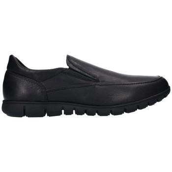 Zapatos Hombre Mocasín T2in r-73 Hombre Negro noir