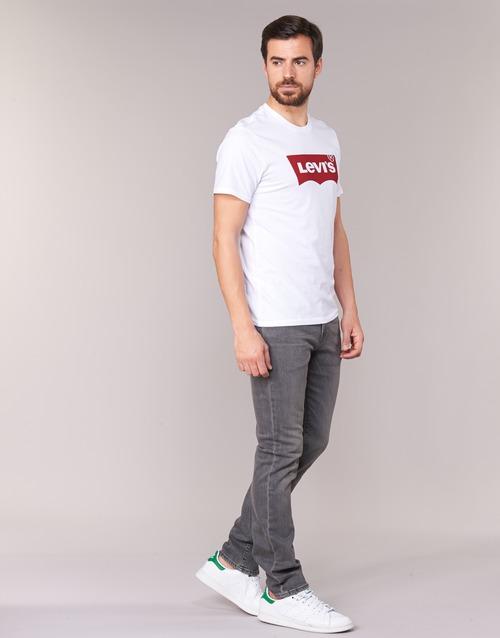 Textil Manga Blanco Hombre Corta Camisetas in Set Levi's Graphic 8w0XnkOP