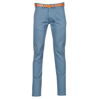 textil Hombre pantalones chinos Selected HYARD Azul