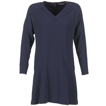 textil Mujer vestidos cortos Tommy Hilfiger GRETA Marino