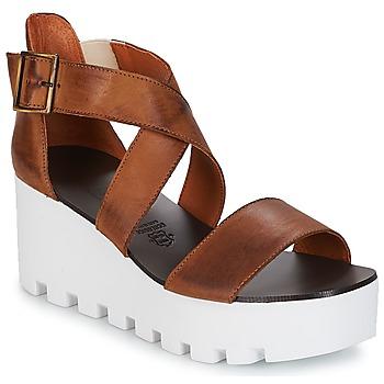 Zapatos Mujer Sandalias Sweet Lemon SUBWAY Marrón