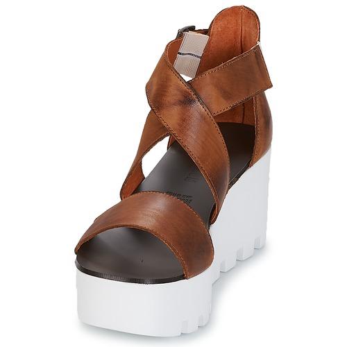 Mujer Zapatos Sweet Sandalias Subway Marrón Lemon 1JcTuK3lF