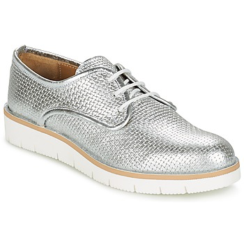 Zapatos Mujer Derbie Sweet Lemon NIKOLI Plata