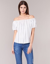 textil Mujer Tops / Blusas Betty London GOYPILA Crudo