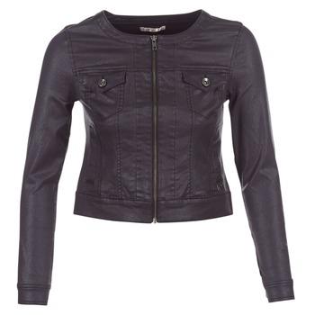 textil Mujer chaquetas denim LPB Woman OMILATE Negro