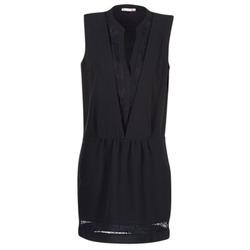 textil Mujer vestidos cortos Les P'tites Bombes JOUNE Negro