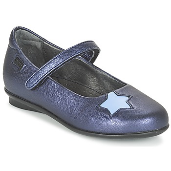 Zapatos Niña Bailarinas-manoletinas Camper TWS Azul