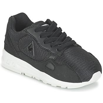 Zapatos Niños Zapatillas bajas Le Coq Sportif LCS R900 INF MESH Negro
