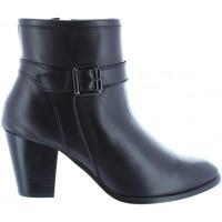 Zapatos Mujer Botines Cumbia 30328 Negro