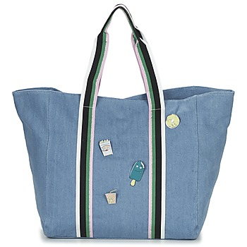Bolsos Mujer Bolso shopping Paul & Joe Sister HASSINA Azul