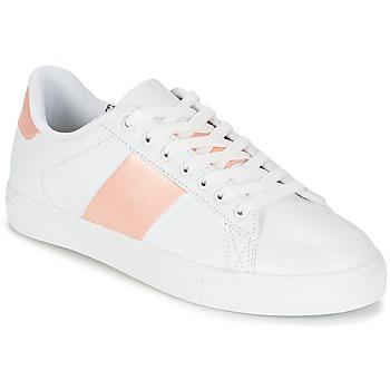 Zapatos Mujer Zapatillas bajas Spot on REVILLIA Blanco / Rosa