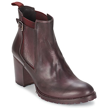 Zapatos Mujer Botines Liebeskind NAPOLI Rojo / Negro