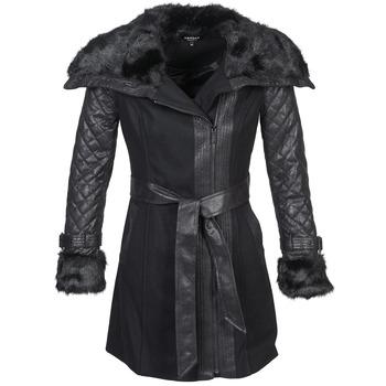 textil Mujer Abrigos Morgan GEFROU Negro