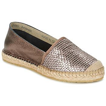 Zapatos Mujer Alpargatas Betty London GERAMO Bronce