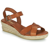 Zapatos Mujer Sandalias Betty London GIORGIA Camel