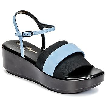 Zapatos Mujer Sandalias Robert Clergerie PODDY Negro / Azul