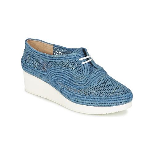 Zapatos Mujer Derbie Robert Clergerie VICOLEM Azul