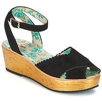 Zapatos Mujer Sandalias Miss L'Fire MARCIE Negro