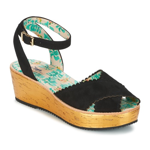 Gran descuento Zapatos especiales Miss L'Fire MARCIE Negro