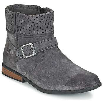 Zapatos Niños Botas de caña baja Timberland BRIXHAM FOLD DOWN BO Gris
