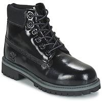 Zapatos Niños Botas de caña baja Timberland 6 IN PREMIUM WP BOOT Negro