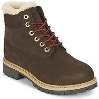 Zapatos Niños Botas de caña baja Timberland 6 IN PRMWPSHEARLING Marrón