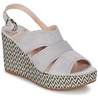 Zapatos Mujer Sandalias Spiral PAULA Gris