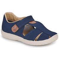 Zapatos Niño Sandalias Citrouille et Compagnie GUNCAL Marino