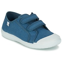 Zapatos Niños Zapatillas bajas Citrouille et Compagnie GLASSIA Azul