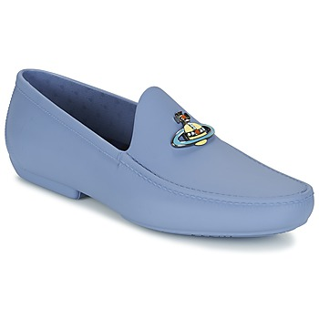 Zapatos Hombre Mocasín Vivienne Westwood ENAMELLED ORB MOC Azul