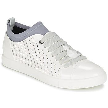 Zapatos Hombre Zapatillas bajas Vivienne Westwood ORB ENAMELLED SNKER Blanco