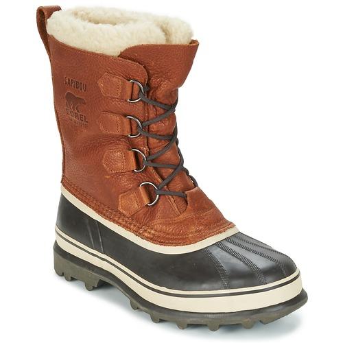 Nuevos zapatos para hombres y mujeres, descuento por tiempo limitado Sorel CARIBOU WL Tabaco - Envío gratis Nueva promoción - Zapatos Botas de nieve Hombre