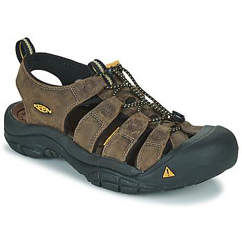Zapatos Hombre Sandalias de deporte Keen NEWPORT Marrón