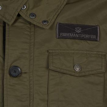Freeman T.Porter MUFFLE MIX Kaki / Negro