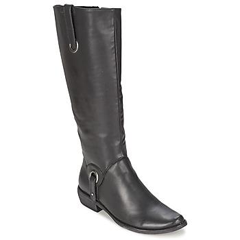 Zapatos Mujer Botas urbanas Les P'tites Bombes ADAGIO Negro